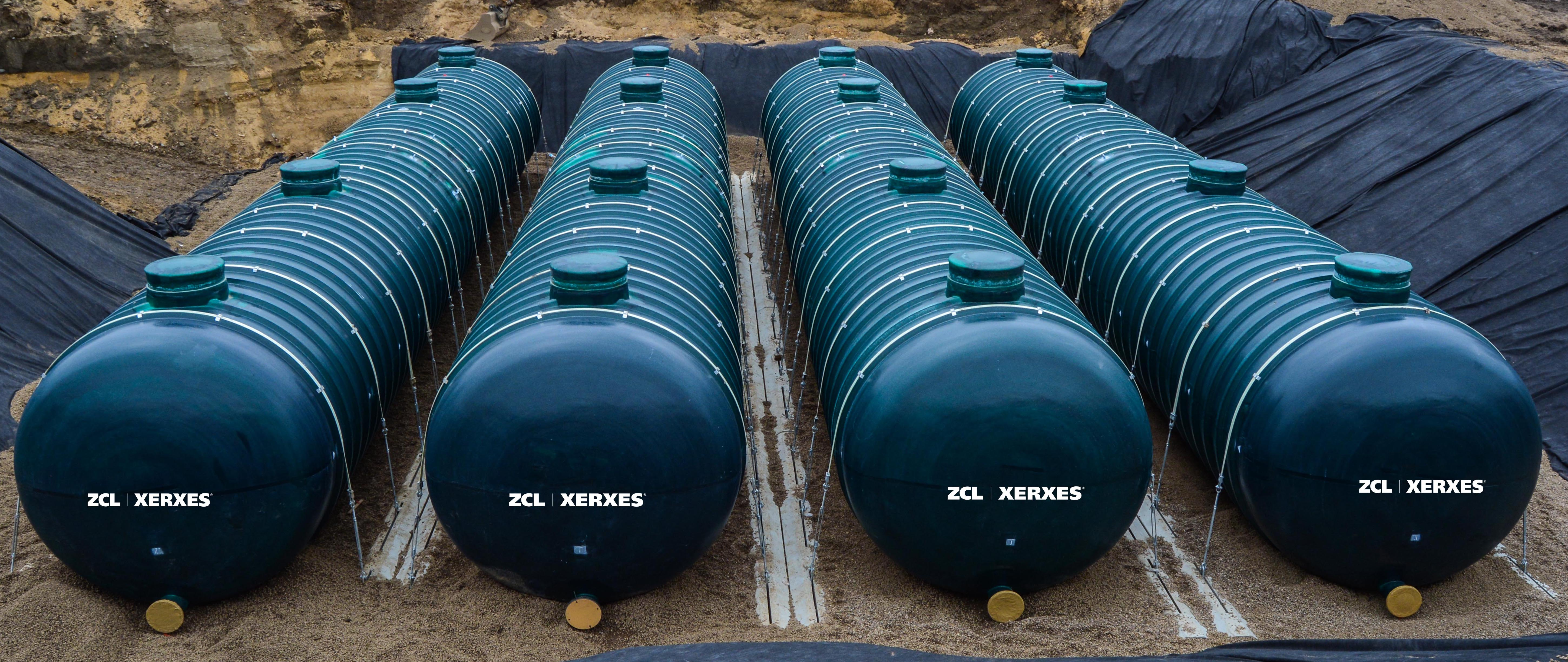 Cisterns Water Storage Tanks